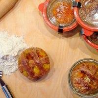 Crostatine in barattolo