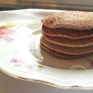 pancake-farina-grano-saraceno-senza